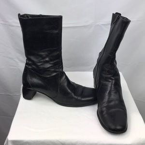 Cole Haan ZIP Up Ankle Boots